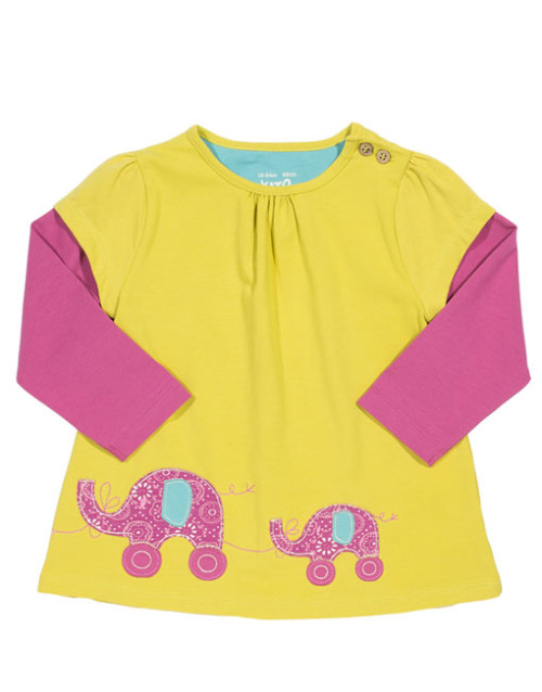 Nodding Ellie Tunic
