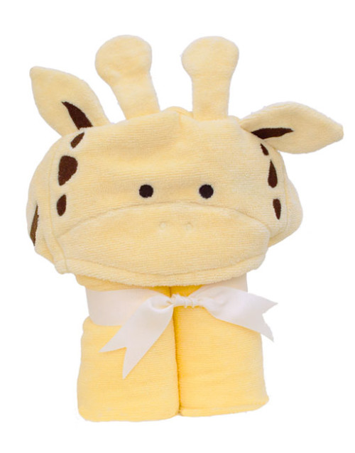 Giraffe Baby Toddler Towel